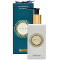 Abahna Mountain Flowers & Spring Water Body Lotion