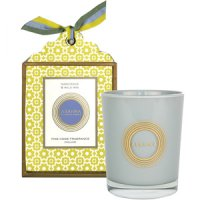 Abahna Narcissus & Wild Iris Natural Wax Scented Candle