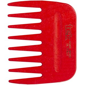 Pick comb red