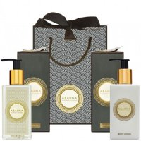 Abahna Vetiver & Cedarwood  Body Lotion and Shower Gel Set