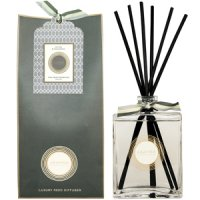 Abahna Vetiver & Cedarwood Reed Diffuser Set