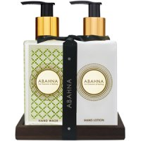 Abahna White Grapefruit & May Chang  Hand Wash & Hand Cream Set