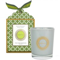 Abahna White Grapefruit & May Chang Natural Wax Scented Candle