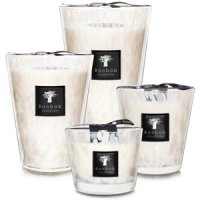 Baobab Collection Candle White Pearls