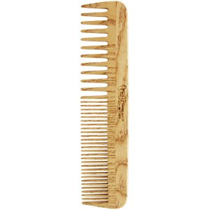 Comb with thick and wide teeth