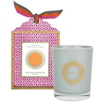 Abahna Frangipani & Orange Blossom Natural Wax Scented Candle